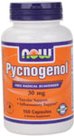 NOW Foods Pycnogenol 30 mg 150 Capsules