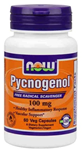 NOW Foods Pycnogenol 100 mg 60 Vcaps