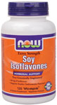 NOW Foods Soy Isoflavones 60 mg 120 Vcaps
