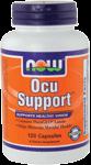 NOW Foods Ocu Support 120 Capsules
