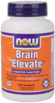 NOW Foods Brain Elevate 120 Vcaps