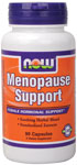 NOW Foods Menopause Support  90 Capsules