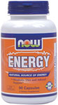 NOW Foods ENERGY  90 Capsules