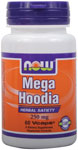 NOW Foods Mega Hoodia 250 mg 60 Vcaps