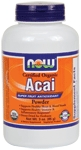 NOW Foods Organic Acai Powder 3 Ounces (85 g)