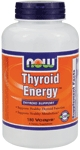 NOW Foods Thyroid Energy 180 Vcaps