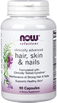 NOW Foods Hair, Skin & Nails 90 Capsules