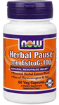 NOW Foods Herbal Pause™ with EstroG-100™ 60 Vcaps®