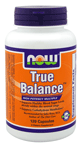 NOW Foods True Balance™ 120 Capsules