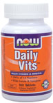NOW Foods Daily Vits One-A-Day Multiple 100 Tablets