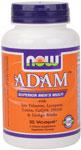 NOW Foods ADAM Superior Mens Multi  90 Vcaps