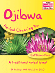 NOW Foods Ojibwa Herbal Cleansing Tea 24 Bags