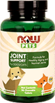 NOW Pets Joint Support 90 Chewable Tablets