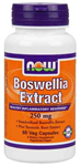 NOW Foods Boswellia Extract 250 mg 60 Vcaps®