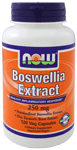NOW Foods Boswellia Extract 250 mg 120 Vcaps®
