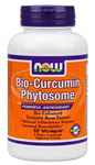 NOW Foods Bio-Curcumin Phytosome 60 Vcaps®