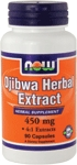 NOW Foods Ojibwa Herbal Extract 450 mg 90 Capsules