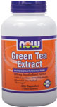 NOW Foods Green Tea Extract 400 mg 250 Capsules