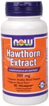 NOW Foods Hawthorn Extract 300 mg 90 Capsules