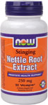 NOW Foods Nettle Root Extract 250 mg 90 Vcaps™