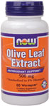 NOW Foods Olive Leaf Extract 500 mg 60 Vcaps
