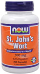 NOW Foods St. Johns Wort 300 mg 250 Capsules