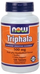 NOW Foods Triphala 500 mg 120 Tablets