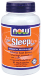 NOW Foods Sleep 90 Vegetarian Capsules