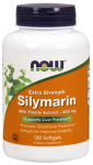 NOW Foods Silymarin Milk Thistle Extract Extra Strength 450 mg 120 Softgels