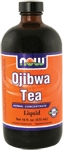 NOW Foods Ojibwa Tea Concentrate 16 fl oz (473ml)
