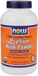 NOW Foods Organic Psyllium Husk Powder 12 Ounces