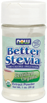 NOW Foods Stevia Extract Powder 1 Ounce