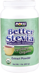 NOW Foods BetterStevia™ Extract Powder  1 Pound
