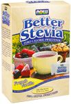 NOW Foods Stevia Extract French Vanilla Flavor 75 Packet Box