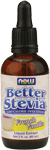 NOW Foods Better Stevia French Vanilla Flavor 2 fl oz (60 ml)