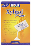 NOW Foods Xylitol Plus 4.4 Oz. (126g)