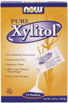 NOW Foods Xylitol 75 Packets 5.39 oz (153 g)