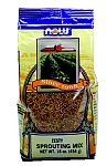 NOW Foods Zesty Sprouting Mix 16 oz (454 g)