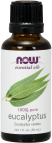 NOW Foods Eucalyptus Radiata Oil 1 Fl. Ounce (30ml)
