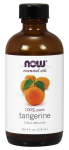 NOW Foods Tangerine Oil 4 Fl. Ounces (118 ml)