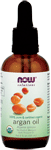 NOW Foods Argan Oil Certified Organic 2 Ounces