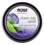 NOW Foods Chest Rub Relief 2 oz