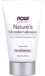 NOW Foods Natures Microdermabrasion 2 Ounces (59 ml)