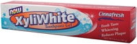 NOW Foods Xyliwhite Toothpaste Gel Cinnafresh™ Flavor 6.4 oz (181g)