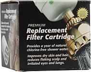 New Wave Enviro Premium Shower Filter Replacement Cartidge