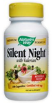 Natures Way Silent Night Formula 100 Capsules