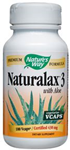 Natures Way Naturalax 3 100 Capsules