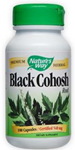 Natures Way Black Cohosh Root 100 Capsules