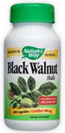 Natures Way Black Walnut Hulls 100 Capsules