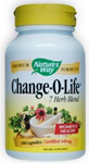 Natures Way Change-O-Life Formula 180 Capsules